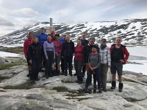 Trekanten i Tafjordfjella