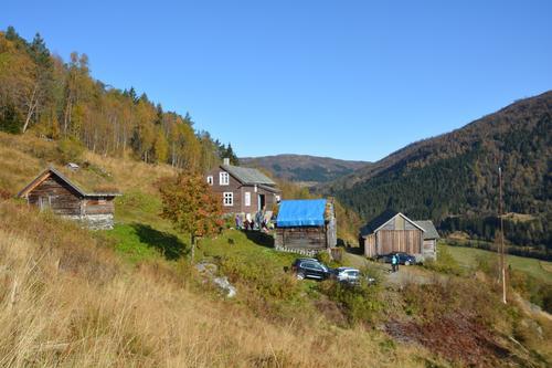 Lågterskeltur til Røyrlidi