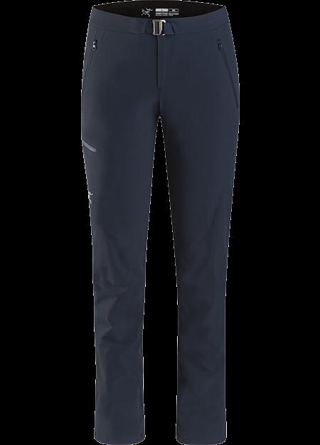 Gamma LT bukse: Lett, holdbar softshellbukse designet med tanke på mange forskjellige friluftsaktiviteter.