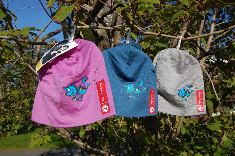 Tynne luer i fin merinoull fra Devold med Turbo Fjellrev får du kjøpt hos oss i ulike farger.