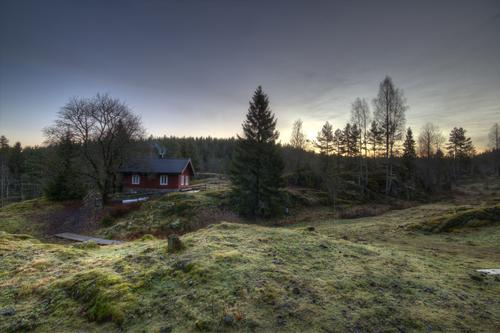 About The Cabins The Norwegian Trekking Association
