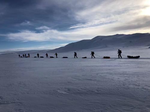 Kommende turer på fjellski