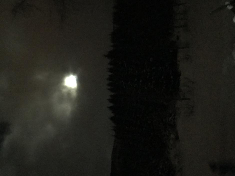Måneskin over Kålsete