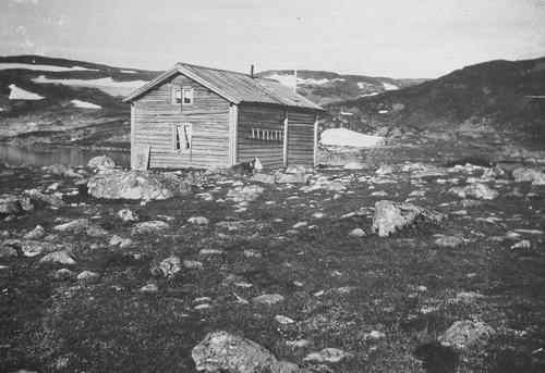 Krækkja rundt år 1900