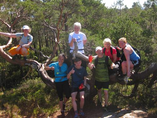 Nyttårsforsett:gå Askøy på langs i 2020