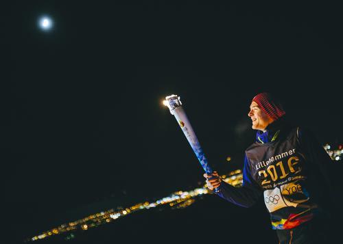 Vi er på plass når OL-ilden kommer til Morgedal