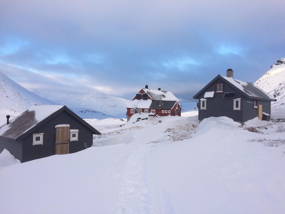 Lørdag 25.2: Stavali - litt mer snø enn tidligere i vinter
