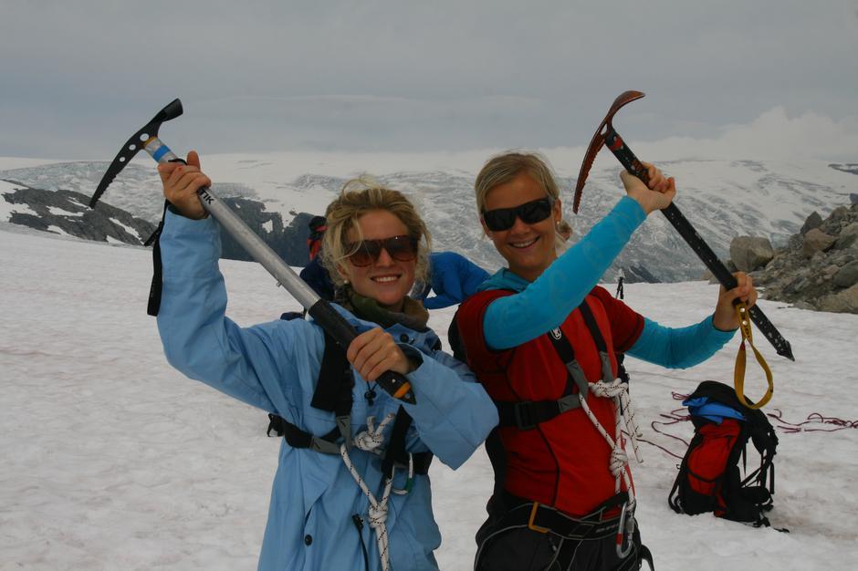 DNT fjellsport Oslo søker folk som kan tenke seg å sitte i gruppas styre.
