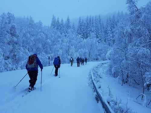 Ski og trugetur 2.februar 2020