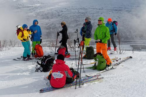 Ski og Skredworkshop Mo i Rana 2017