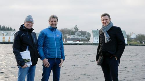 Haugesund Turistforening er blitt huseiere på Vibrandsøy