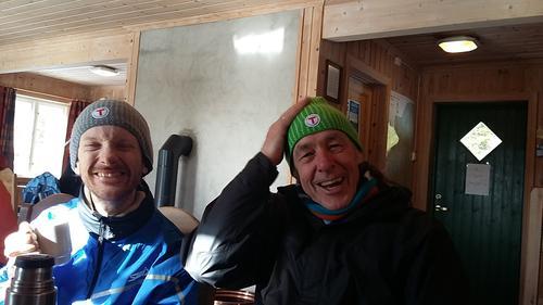 På skitur med Klart Det Går