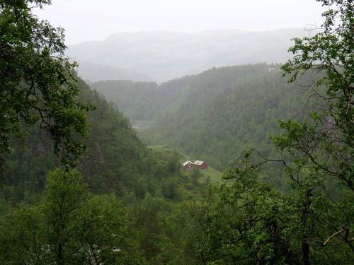 Fjelde i Alver, Nordhordland