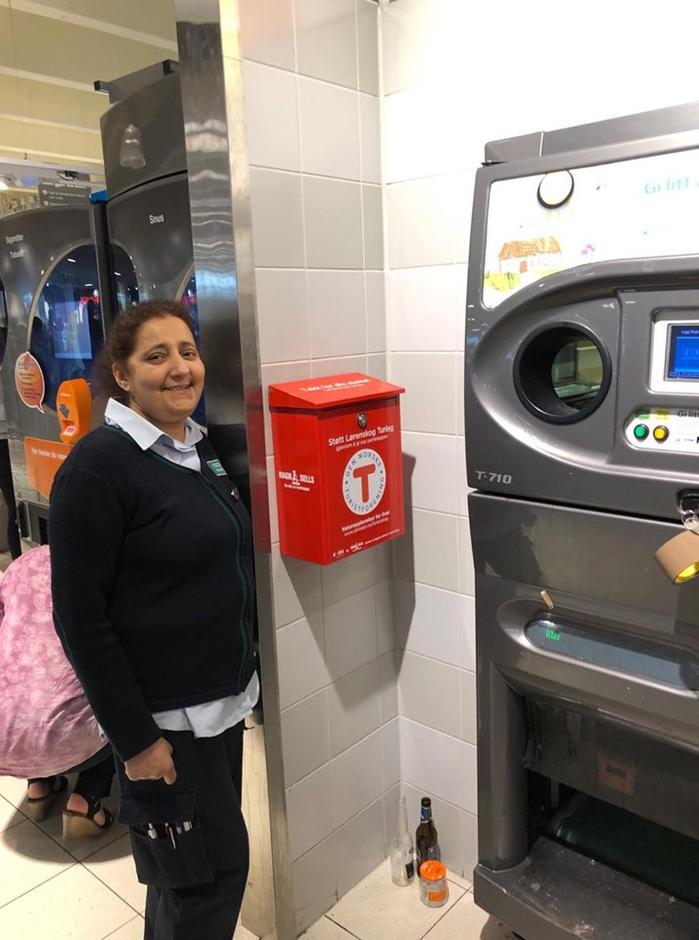 Coop Mega Metro støtter Lørenskog Turlag