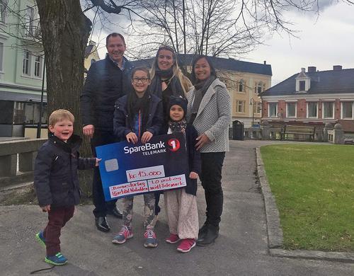 Barnas Turlag fikk Fagforeningens pris