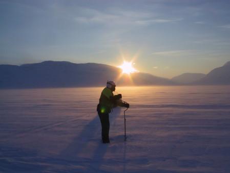 Mange venter på is- og snømeldinger fra Statskog Fjelltjenesten