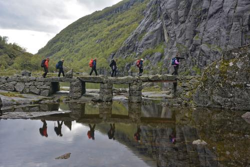 Fottursesongen starter i Viglesdalen