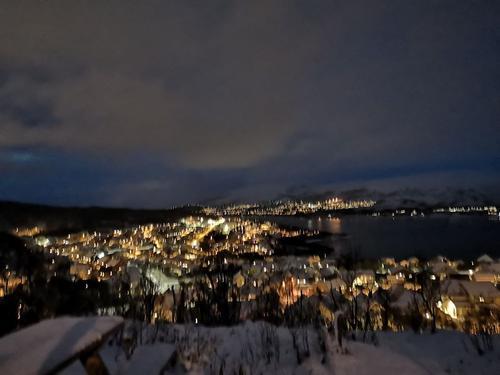 Turbohuken i Tromsø