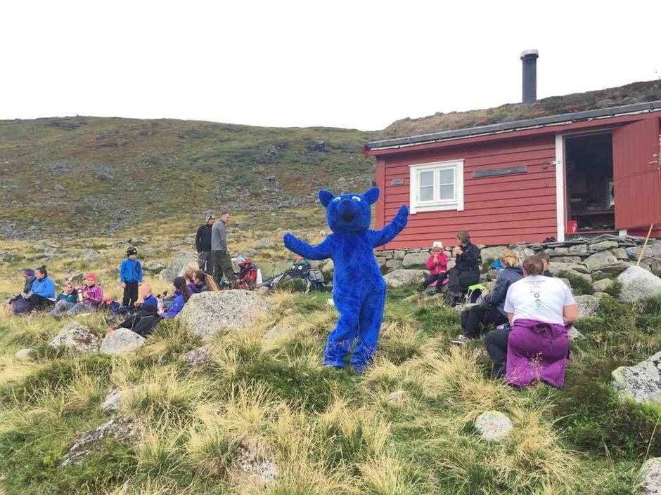 Kom deg ut dag på Grøssete i Sogndalsdalen.