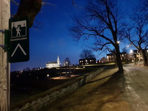 RETT UT - turposter i Trondheim, Melhus og Malvik