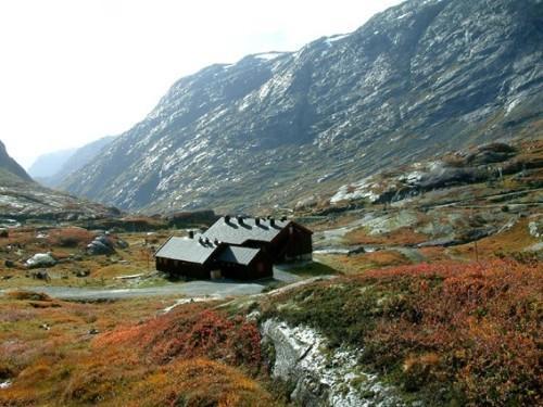 Nørdstedalseter Foto DNT Oslo og Omegn