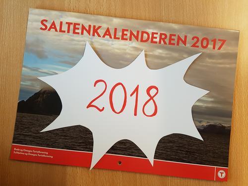 Blinkskudd søkes til Saltenkalenderen 2018