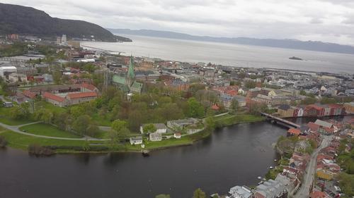 Hele DNT kommer til Trondheim i juni