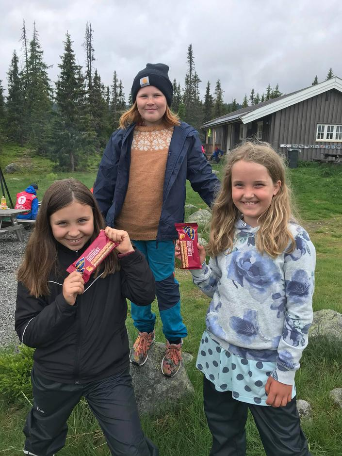 Takk til Barilla Norge som sponser Wasa Sandwich til alle sommeraktivitetene for barn og unge i HHT!