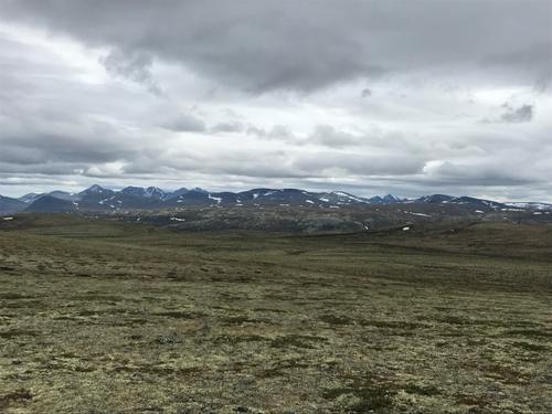 Utsikt på turen