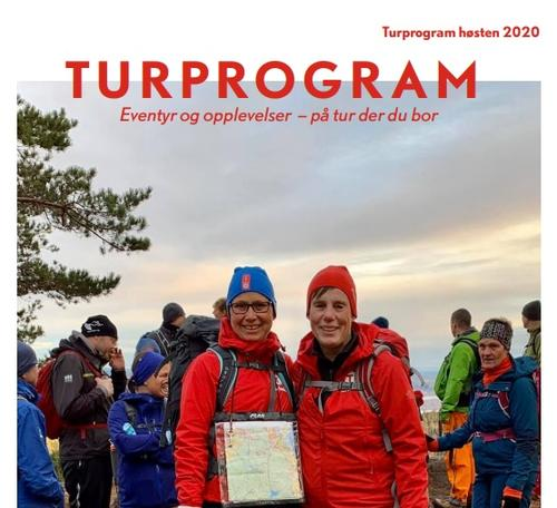 Turprogram Høsten 2020