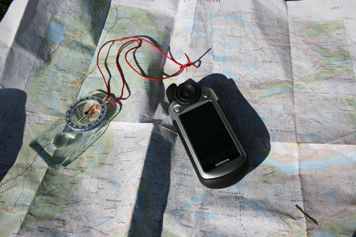 13. mars var det grunnleggende GPS-kurs