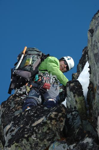 Alpinklatring