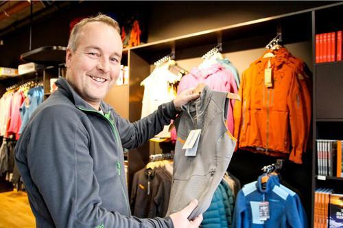 Harald P. Orsten trenger ekstrahjelp i Tursenteret på Sørenga.
