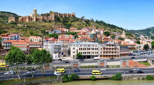 Tbilisi sentrum
