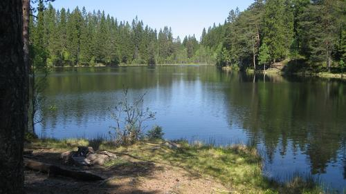 Idylliske vann i Lillomarka