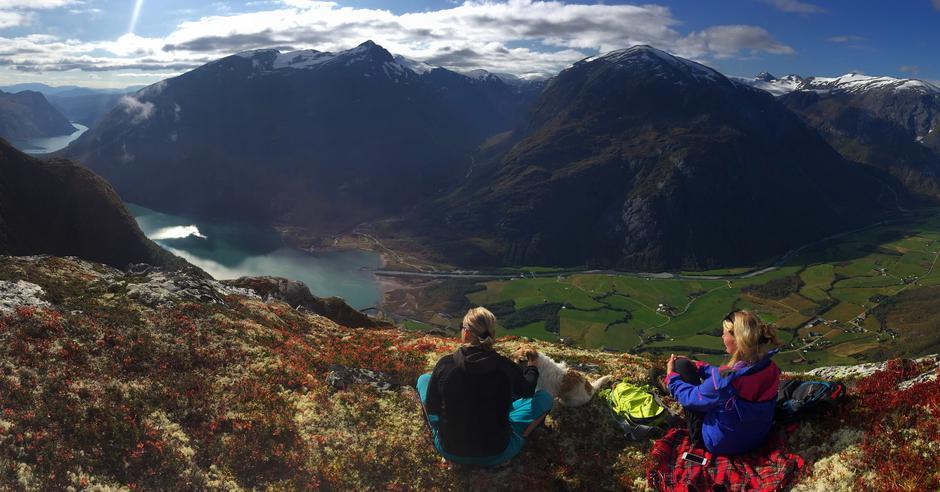 En av turene som er verdt å ta når du er på Tungestølen er fjellturen opp Nesdalen. Med sitt fantastiske utsiktspunkt hvor du ser Veitastrondsvannet, innover i brebygda, Jostedalsbreen og flere magiske daler er dette en flott opplevelse.