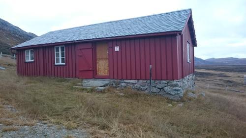 Ny hytte åpnet i Langsua