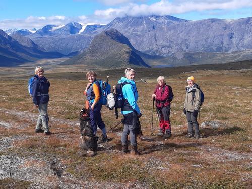 27. august hadde Seniorgruppa tur til Heimdalen og Brurskarstjønnet