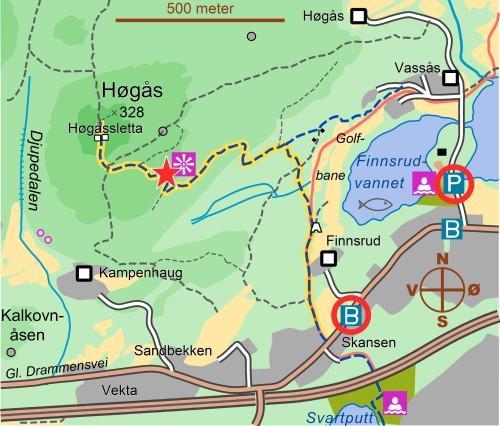 Kart Høgås
