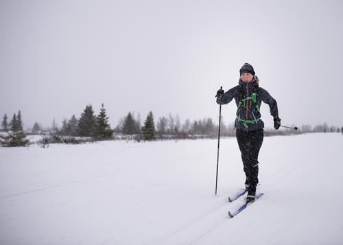 NYHET! Grunnleggende skiteknikk på tur