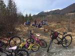 Vårlig sykkeltur
