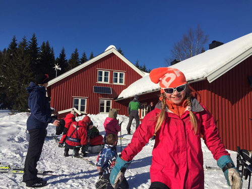 Skitur til Presteseter