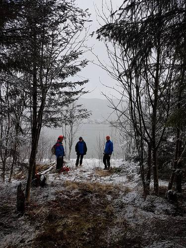 DNT Brurskanken turlag samarbeider om sherpasti