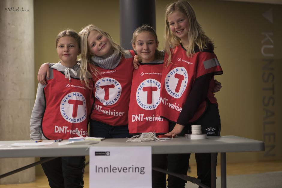 Ungdommene fra Rasta Skole var godt representert under Grønn Fredag Lørenskog