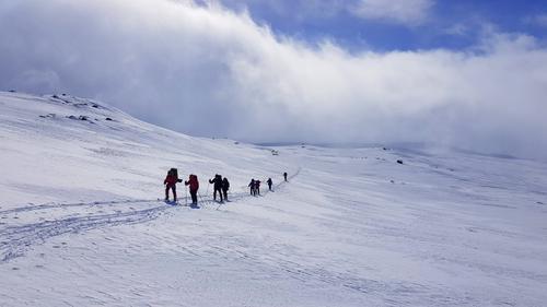 Vinterkurs med Fjellboms