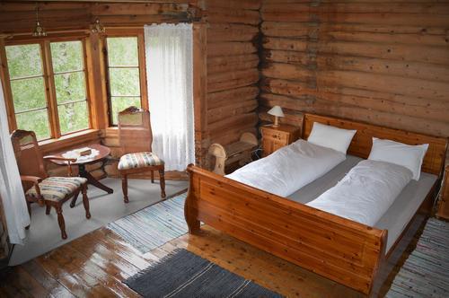 Todalshytta har egen suite