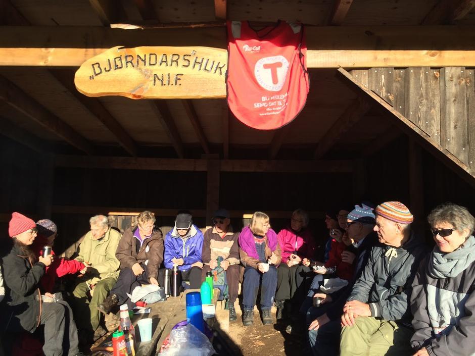 Seniortur til Bjørndalen 17.11.16
