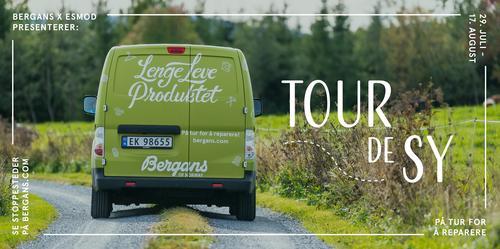 Bergans Tour de Sy kommer til Arendal!