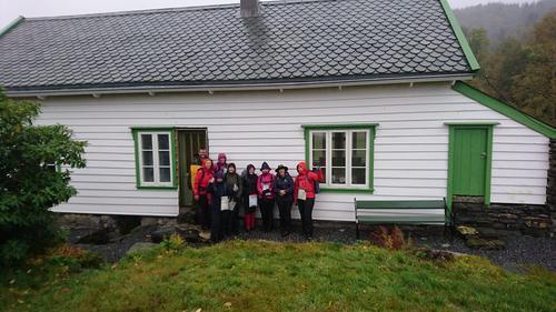 Laurahuset på Almås