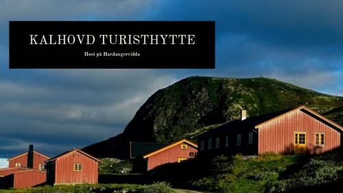 Høsttur på Hardangervidda